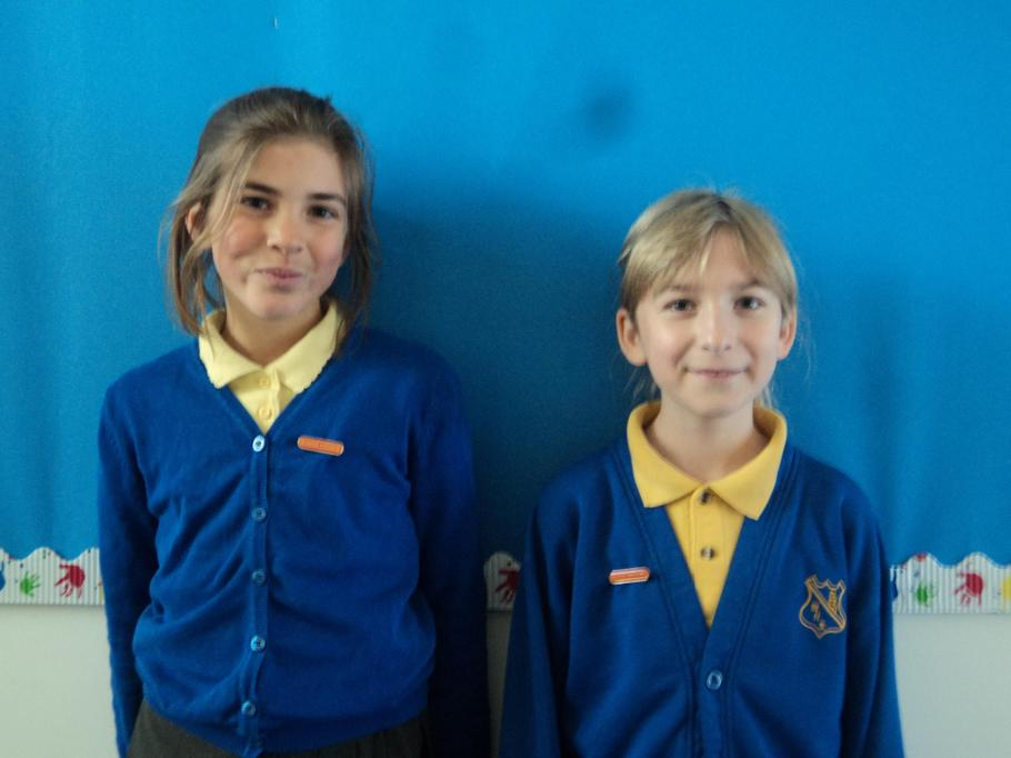 Elm Class - Courtney & Laura