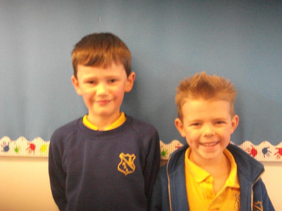 Oak Class - Theo & Cam