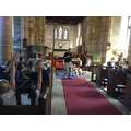 Harvest Festival with Reverend Luke