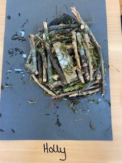 make a nest