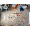 An amazing train track!