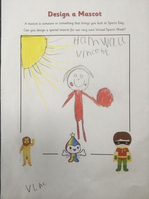 Vincent - Hamwall