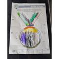 Designing a medal