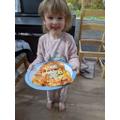 Yummy pizza making