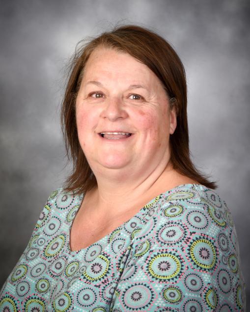 Mrs Theresa Deabill - Teaching Assistant
