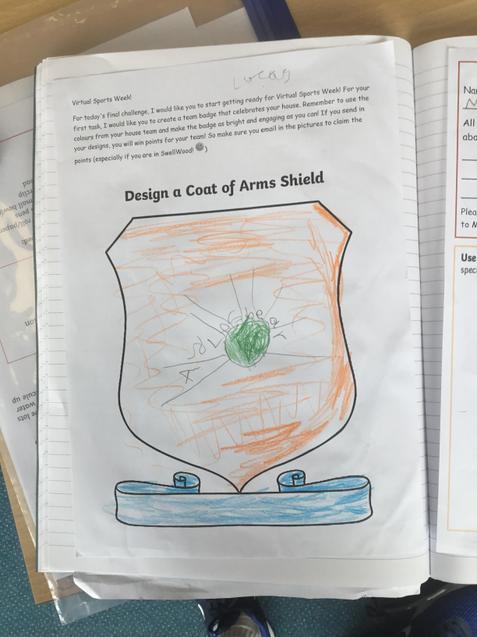 Lucas shield