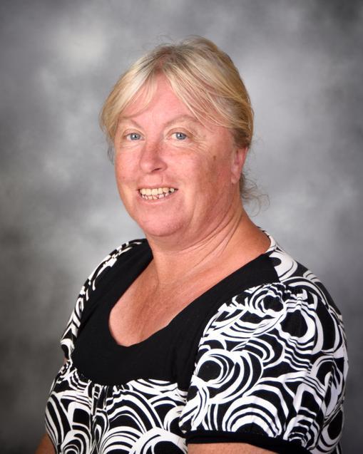 Mrs Sharon Fraser - Caretaker