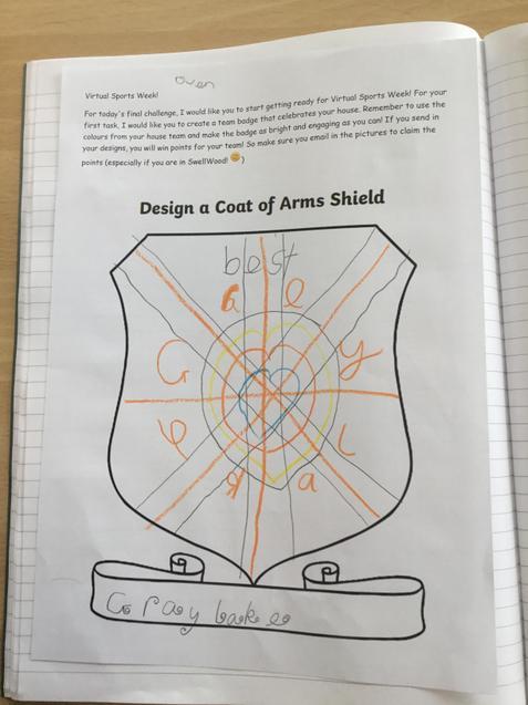 Owen shield