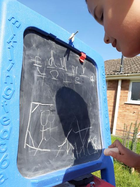 Learning to play hangman