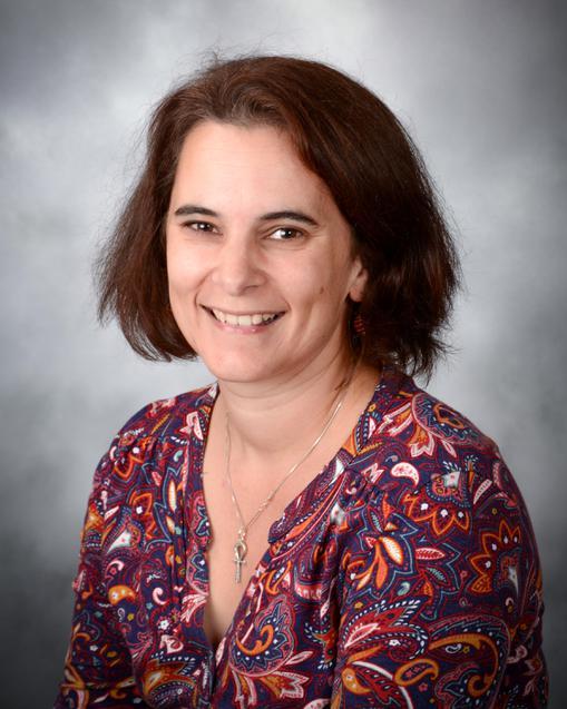 Miss Paula Stockford - Merlin Class Teacher