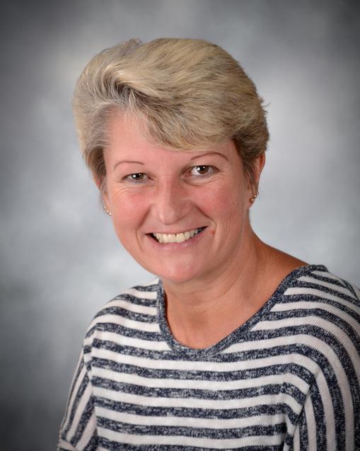 Mrs Sue Holman - Finance / Premises Administrator