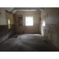 Kitchen gone!