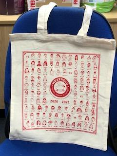 Friends of Westroyd Re-usable Shopping Bag