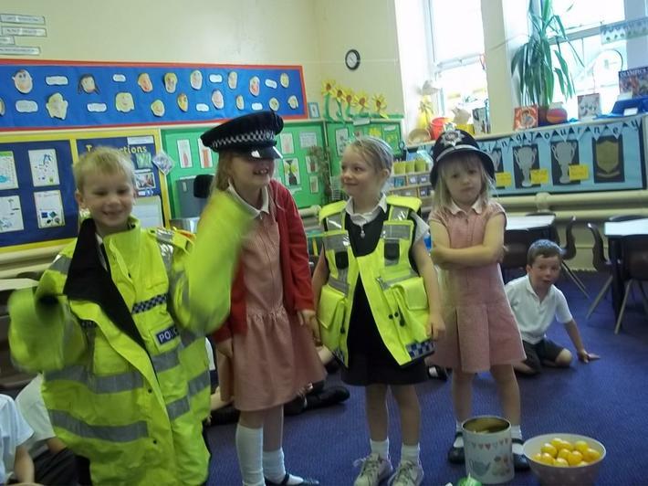 Westroyd's Police Helpers
