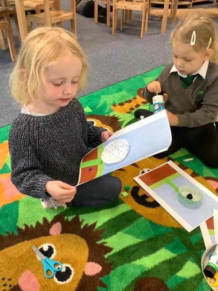We have enjoyed playing with reception during the day