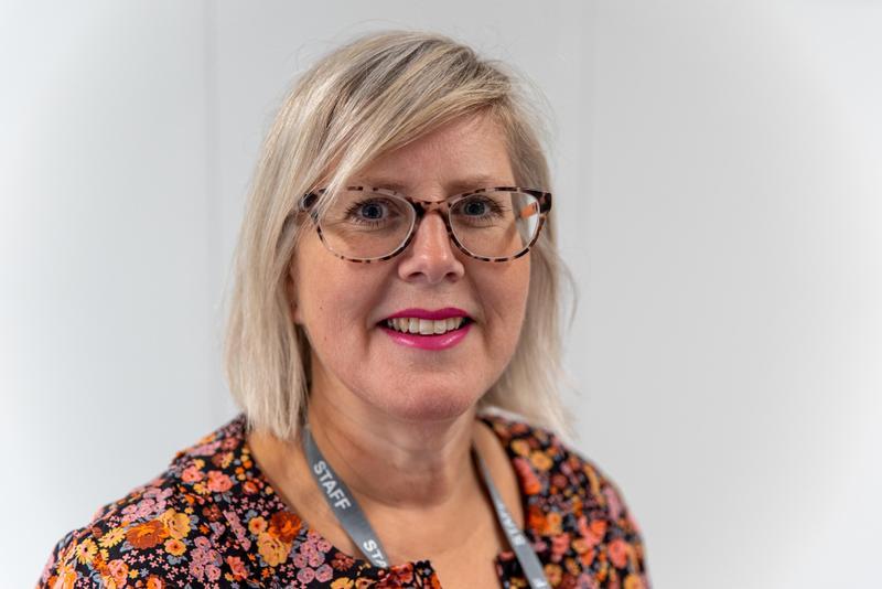 Heidi Ledger, Office Administrator