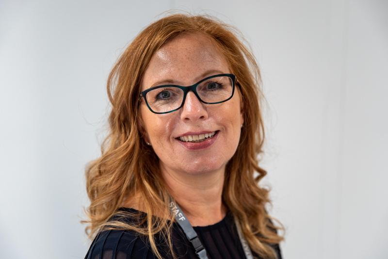 Sonia Mitchinson, Office Manager