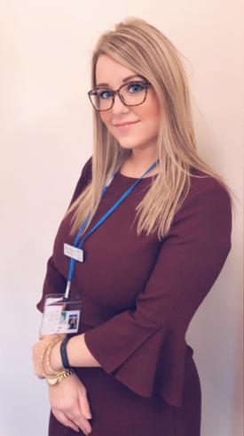 Lizzy Woodcock Headteacher