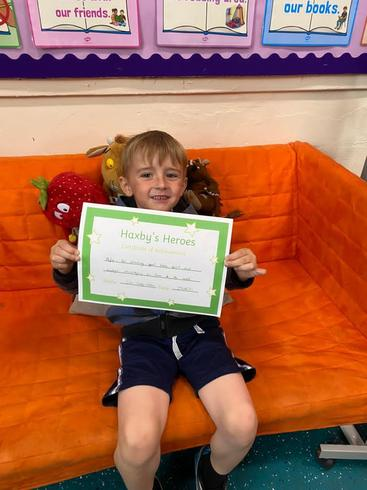 29th June 2021 - Well done Alfie