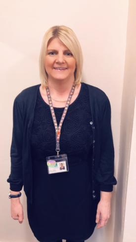 Vanessa White Nursery Teaching Assistant