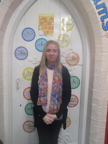 Lynsey Goacher  Teaching Assistant