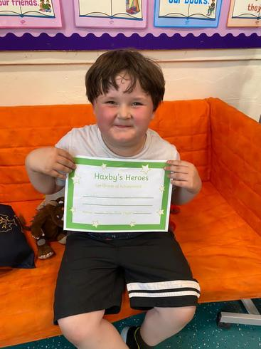 8th June 2021 - Well done Brandon