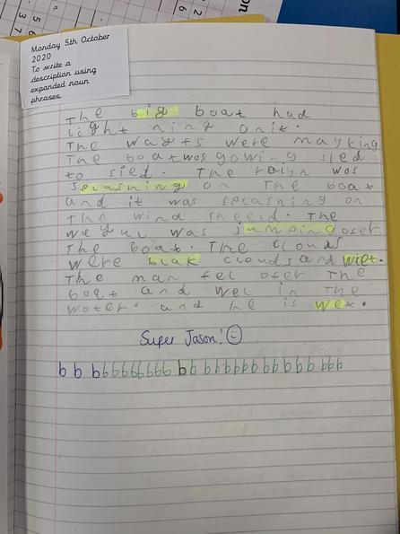 Jason's recount