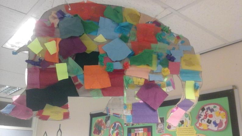We created a class Elmer!