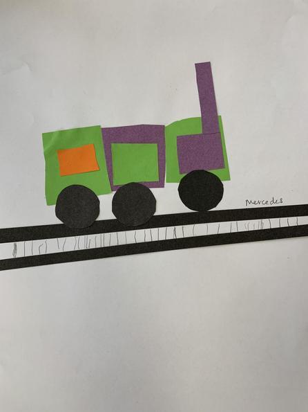 Mercedes' Train