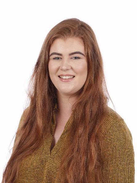 Miss Carey Robertshaw - Oak Class Teacher