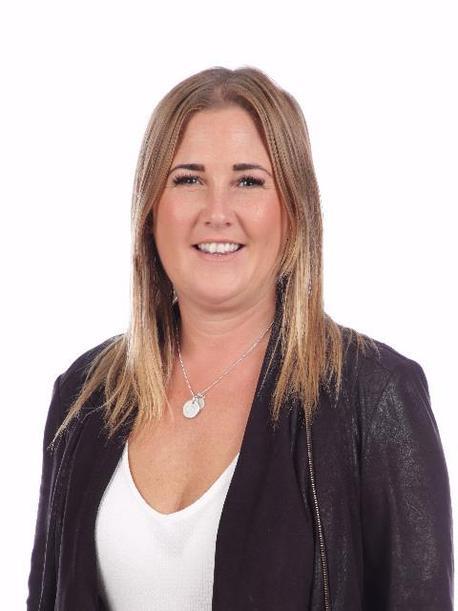 Hayley Dibnah- Safeguarding Lead
