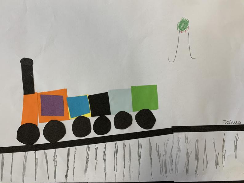 Joshua's Train