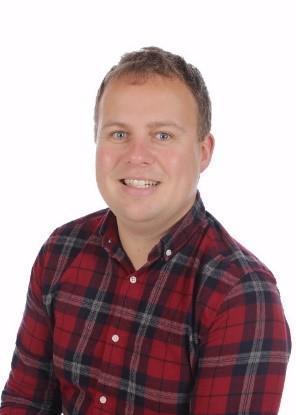 Mr Ben Ashford- Reading Leader