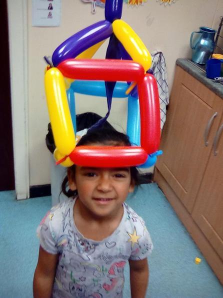 "Sienna - ""It's a cube"""