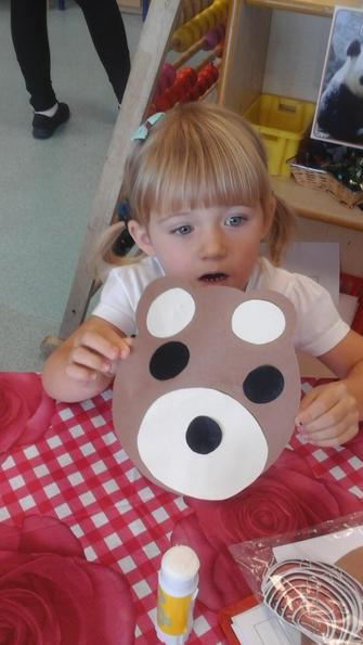 Making circle bears