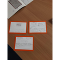 Information cards explaining the different ways that tectonic plates move