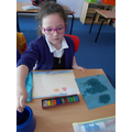 Week Two Year 1 & 2- This week we used water colours to paint Monet's Pourville beach pai
