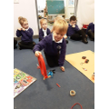 Nursery exploring magnets