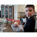 Harrison's Salt Dough