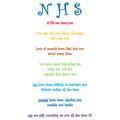 Jake's NHS poem