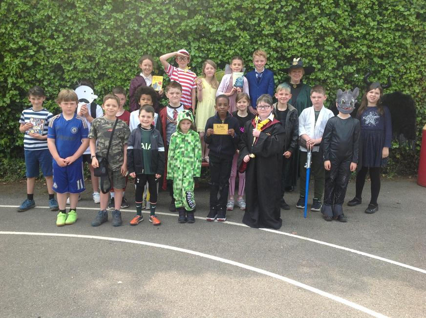 Class 2 with Mrs Shingleton