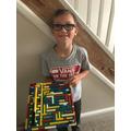 Ewan's Lego mazo