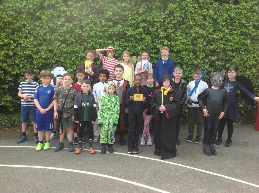 Class 2 costumes