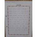 Some fantastic writing,well done Bradley!