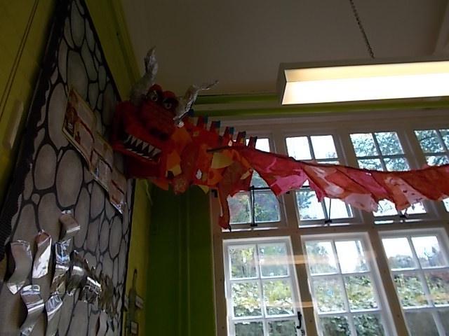Our Dragon