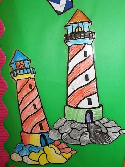 Lighthouse to match our new Logo