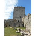 Trip to Porchester Castle