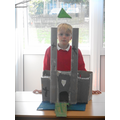 Homework - Design and build a castle.