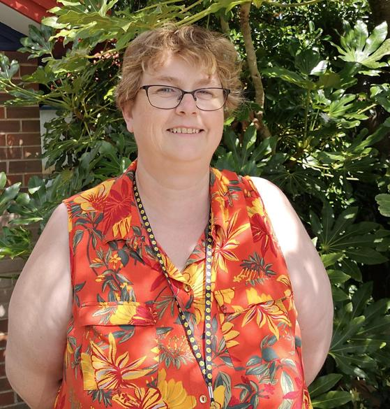 Hello! I'm Mrs Brown and I am really looking forward to being your Teaching Assistant agai
