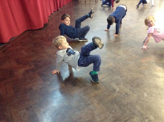 Balancing in PE